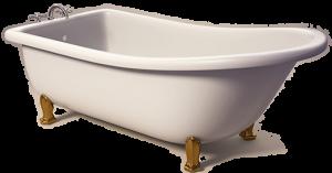 Procédé, méthode et matériaux de remaillage baignoire